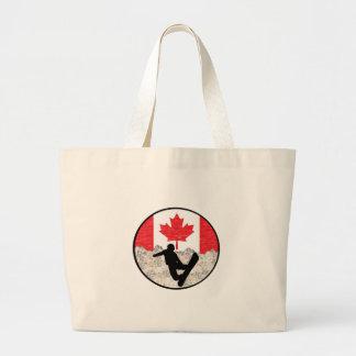 Grand Tote Bag Pensionnaires canadiens