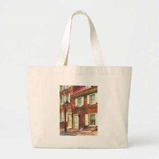 Grand Tote Bag Philadelphie Brownstone