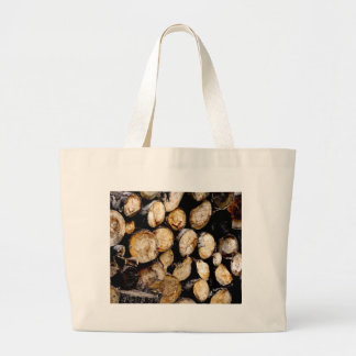 Grand Tote Bag Pile des rondins