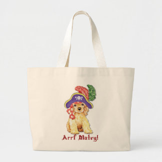 Grand Tote Bag Pirate de cocker