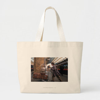 Grand Tote Bag PLATE-FORME 9 3/4™ de Harry et de Hedwig