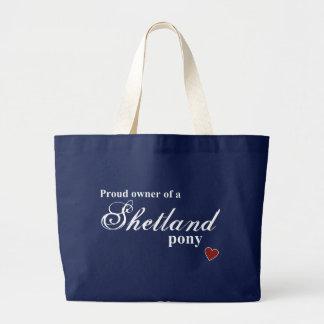 Grand Tote Bag Poney de Shetland