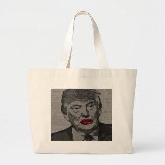 Grand Tote Bag Président de transsexuel