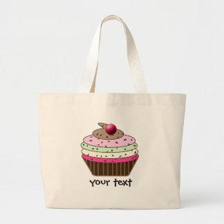 Grand Tote Bag produits de petit gâteau