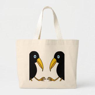 Grand Tote Bag Ravens