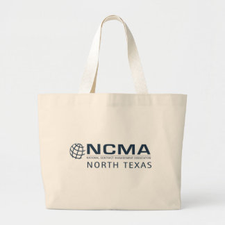 Grand Tote Bag rév. 1 de ncma-logo_1color_north-texas