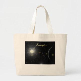 Grand Tote Bag Scorpion intelligent