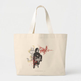 Grand Tote Bag Severus Snape Sectum Sempra