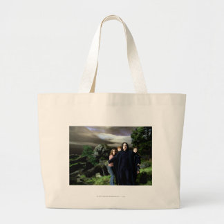 Grand Tote Bag Snape Hermoine Ron Harry