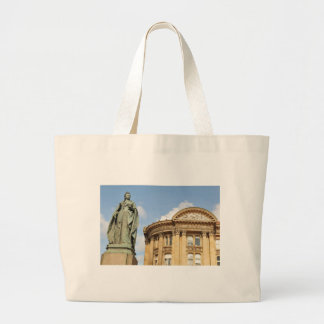 Grand Tote Bag Statue de la Reine Victoria à Birmingham,
