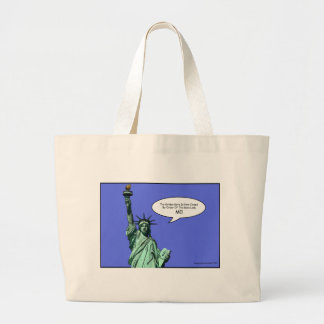 Grand Tote Bag statue-de-liberté - DAME de PATRON