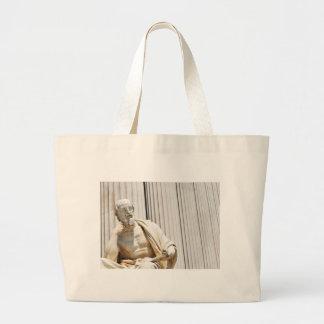 Grand Tote Bag Statue du philosophe grec