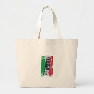 Grand Tote Bag statue vintage italienne