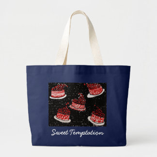 Grand Tote Bag Tentation douce