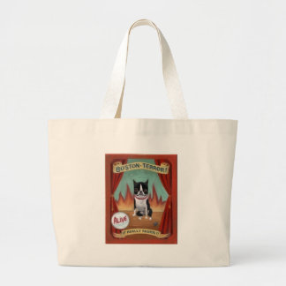Grand Tote Bag Terreur de Boston