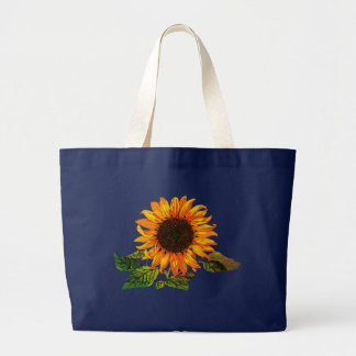 Grand Tote Bag Tournesol