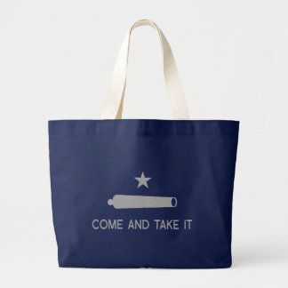 Grand Tote Bag Venez il falloir le ~ le Texas de drapeau