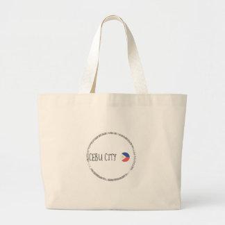 Grand Tote Bag Ville de Cebu