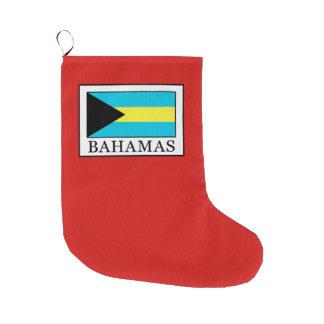 Grande Chaussette De Noël Les Bahamas