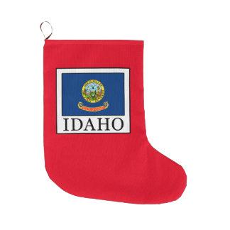 Grande Chaussette De Noël L'Idaho