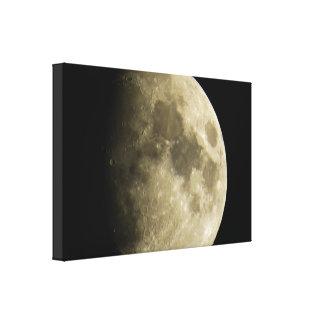 Grande copie de toile de lune