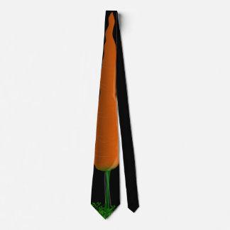 Grande cravate de partie de carotte