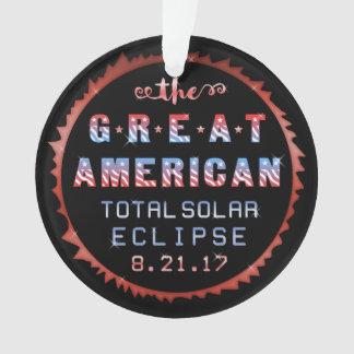 Grande éclipse solaire totale américaine le 21