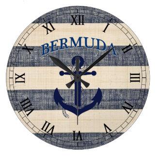 Grande horloge des Bermudes !