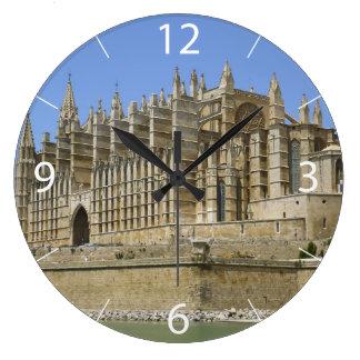 Grande Horloge Ronde Cathédrale de Palma