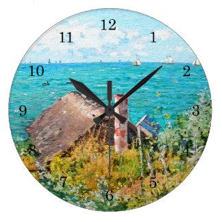 Grande Horloge Ronde Claude Monet le cabine aux beaux-arts de