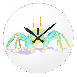 Grande Horloge Ronde crab_6500_shirts