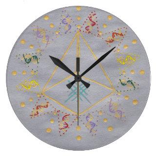 Grande Horloge Ronde Guérison d'ADN/activation