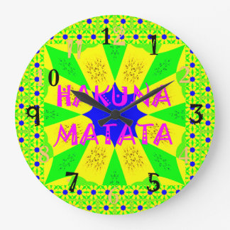 Grande Horloge Ronde La plus défunte belle conception extraordinaire
