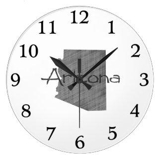 Grande Horloge Ronde L'Arizona