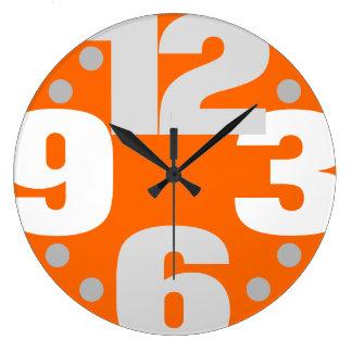 Grande Horloge Ronde Le de premier rang