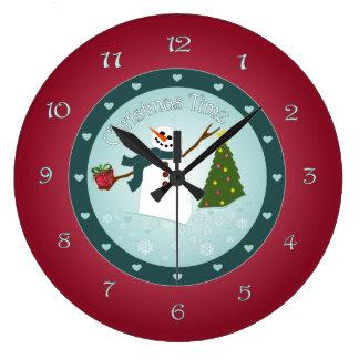 Grande Horloge Ronde Le temps le plus merveilleux