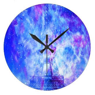 Grande Horloge Ronde Les rêves parisiens de l'amant