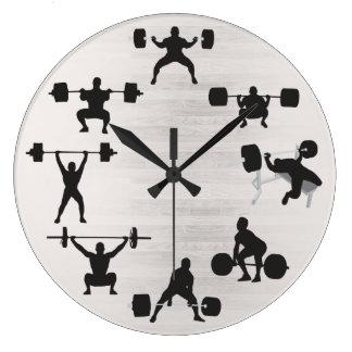 Grande Horloge Ronde Levage