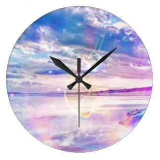 Grande Horloge Ronde Mer de danse