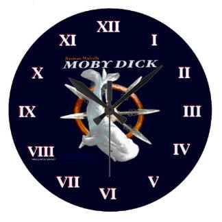 Grande Horloge Ronde Moby Dick