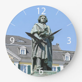 Grande Horloge Ronde Monument de Ludwig van Beethoven à Bonn