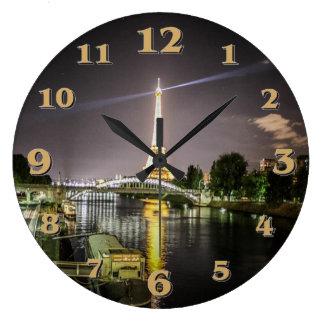 Grande Horloge Ronde Paris