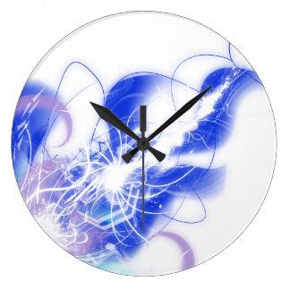 Grande Horloge Ronde Perle interstellaire