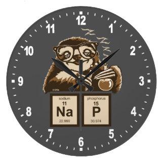 Grande Horloge Ronde Petit somme découvert par paresse de chimie