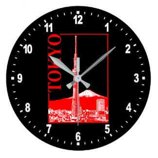 Grande Horloge Ronde Tokyo - SkyTree