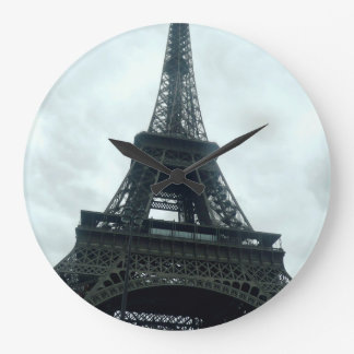 Grande Horloge Ronde Tour Eiffel