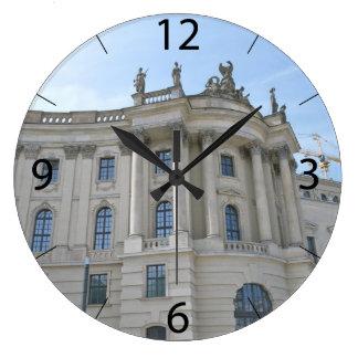 Grande Horloge Ronde Université de Humboldt de Faculté de Droit