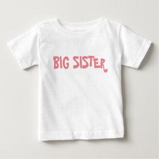 Grande soeur t-shirt pour bébé