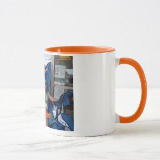 Grande tasse de café de mamie de Magghouze