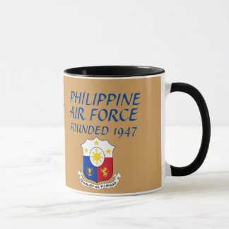 Grande tasse de regard de l'Armée de l'Air